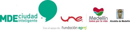 Logo MDE patrocinadores - apoyo