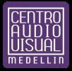 Logo Centro Audiovisual Medellín-01